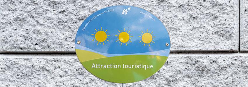 Attraction Touristique