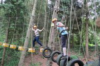 High Rope Parcours