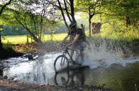 Mountainbike/MTB - dirt track